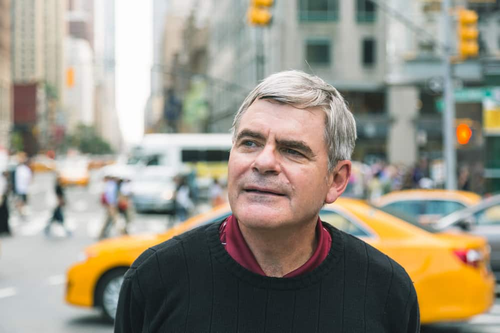 senior man in new york city aging iq news