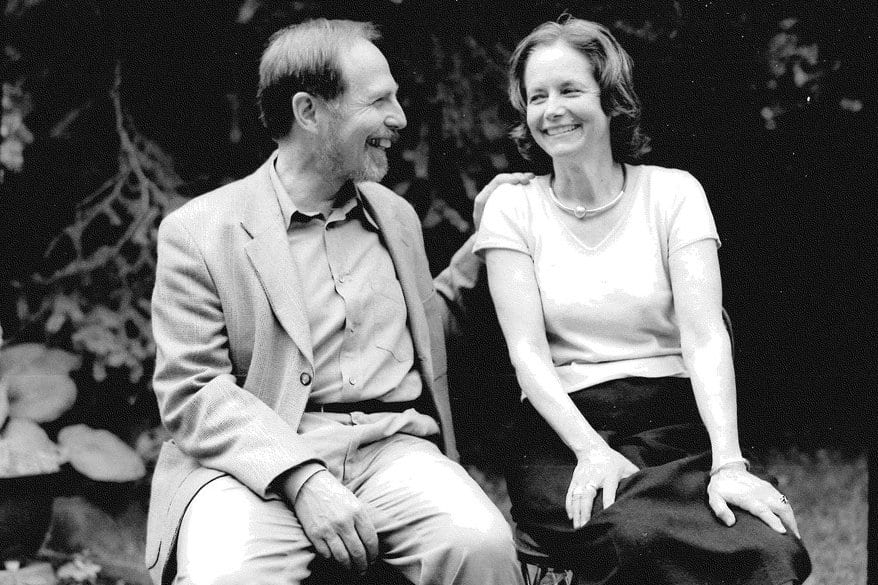 happy couple old photo (Credit: Torben Eskerod)
