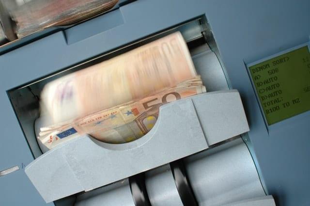 bank notes printing machine