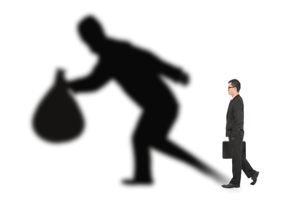 Criminal shadow