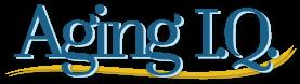 Aging IQ Logo Swoosh