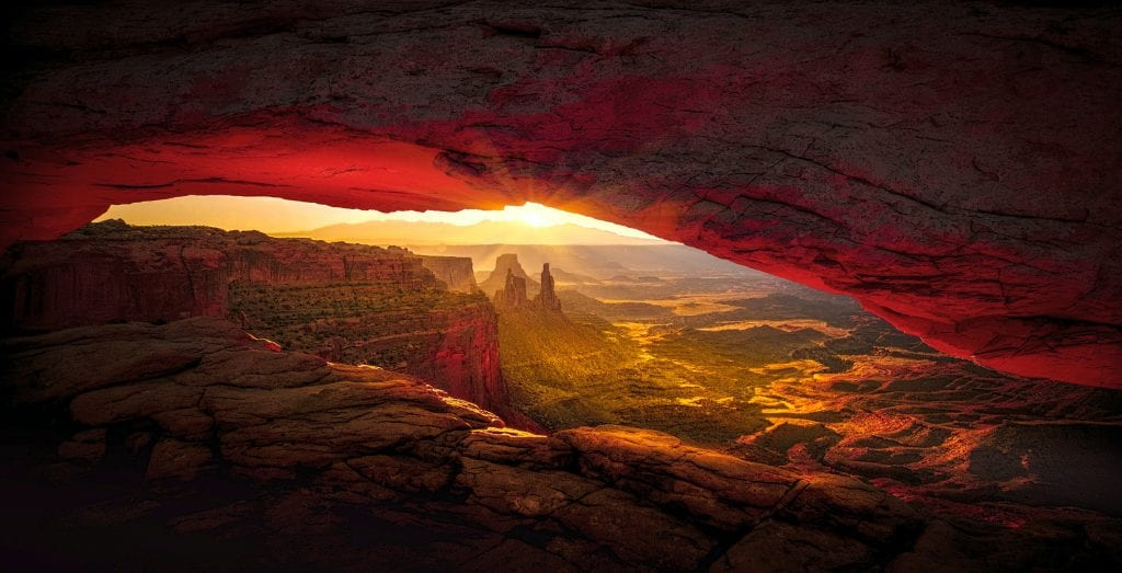 (credit Ray Bilcliff) Arizona Canyon