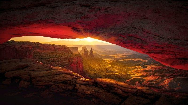 (credit Ray Bilcliff) Arizona Canyon