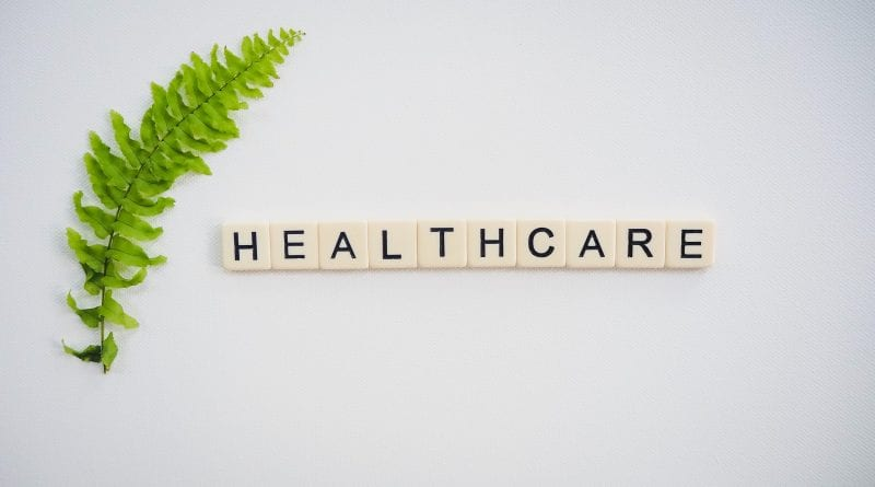 healthcare text