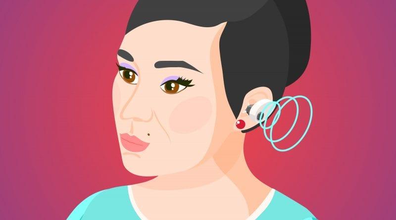credit macrovector hearing aids