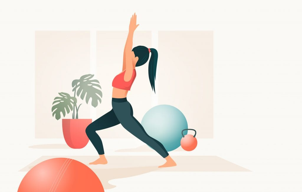 How exercise helps fight again